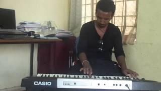 biruk tesfaye emiye enate ethiopian amharic instrumental music video by solomon demissie