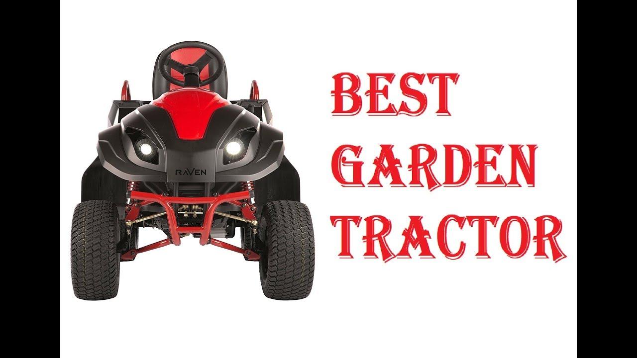 best garden tractor 2018 - Best Garden Tractor