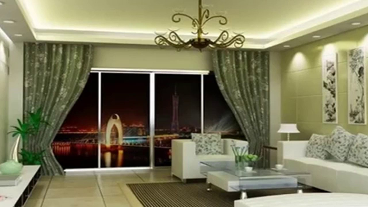 interior design ideas living room modern apartment - youtube