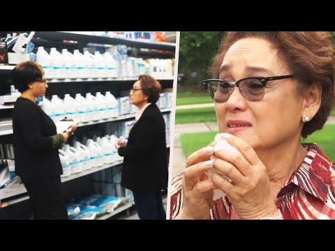 Jo Jo - Lady Pranks Wal-Mart Workers!