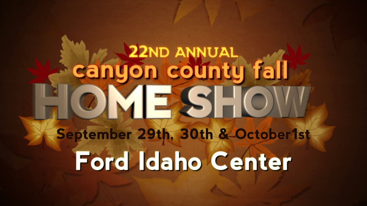 Canyon County Fall Home Show 2017 Commercial - YouTube