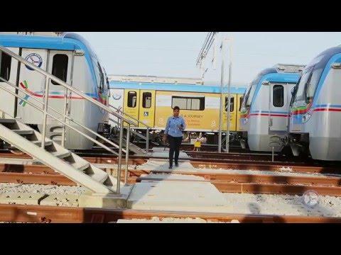 Hyderabad Metro Rail - A film - Telugu