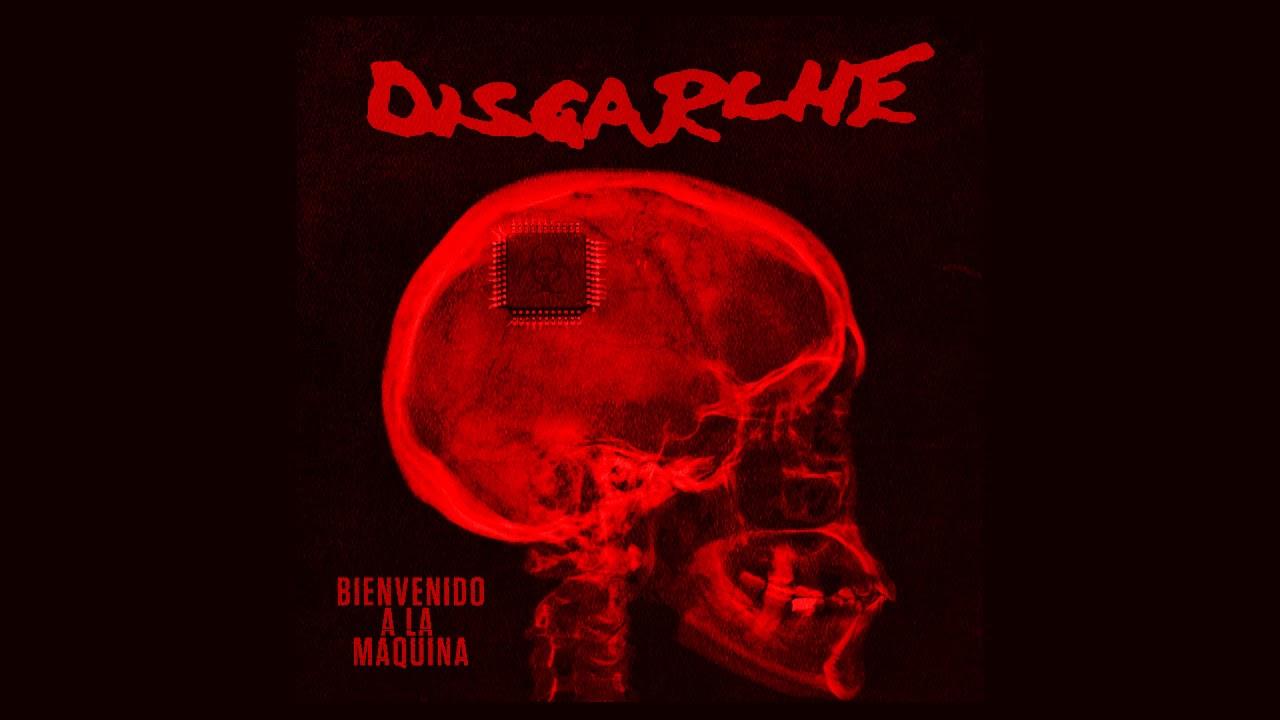 Disgarche - Bienvenido a la máquina (2021) (Full Album)
