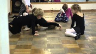 Детская хореография. Эстрадный танец. Студия танца Малина. Детский танец.