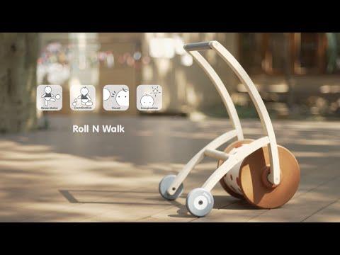 PlanToys   Roll N Walk