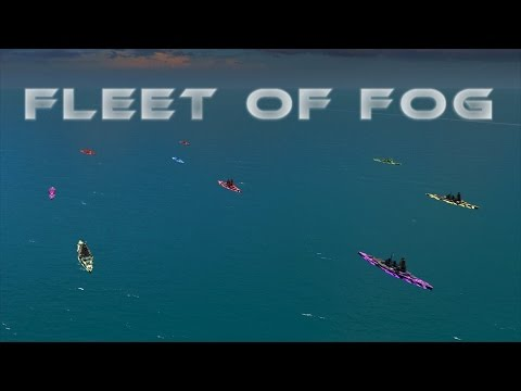 World of Warships: We are the Fleet of Fog! [Old Trailer]