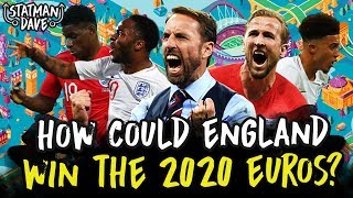 How Southgate Should Set Up England To Win Euro 2020 | Starting XI, Tactics & Formation