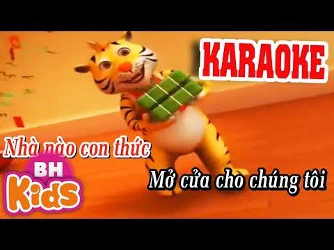 XÚC XẮC XÚC XẺ [Lyric Karaoke] - Nhạc Thiếu Nhi Có Lời Lyric Cho Bé