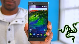 Razer Phone - This Thing is Powerful!