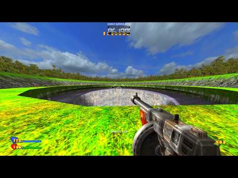 Serious Sam Classics: Revolution 07 - Moon Mountains