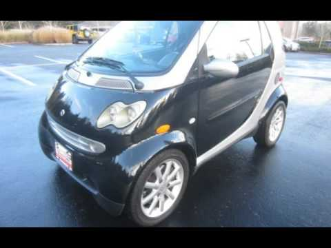 2005 Smart Fortwo For Sale In Bellevue Wa Youtube