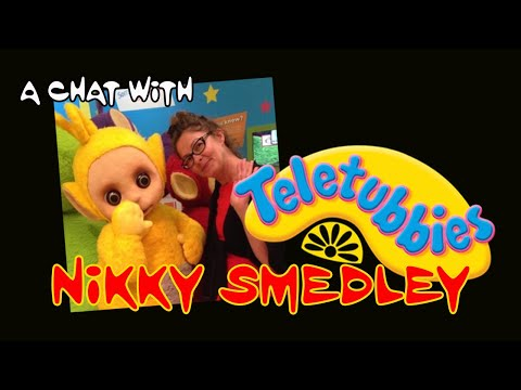 908c12bd0dee57 Throwback Attack: The Podcast (Episode 6) - Nikky Smedley (Teletubbies)