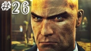 Hitman Absolution Gameplay Walkthrough Part 26 - The Scarecrow - Mission 14