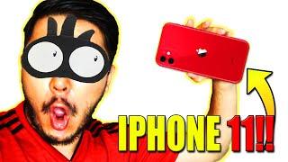COMPRO CON MIO PADRE IPHONE 11 DA BENDATO!!!