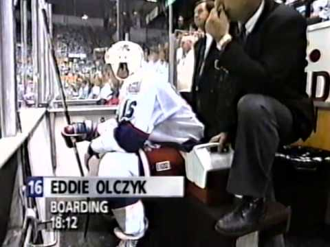 Winnipeg Jets Last Game   Apr28 1996