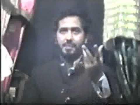 1985 Very Young Molana Jan Ali Shah Kazmi Part 2