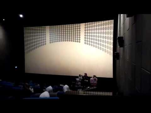 Di Dalam Bioskop CGV duduk di Sweet Box