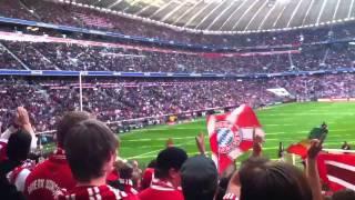 Fc Bayern vs Leverkusen 17.04.11 (1:0)