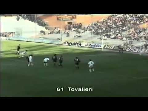 Serie A 1994-1995, day 25 Genoa - Bari 1-1 (Onorati, Tovalieri)