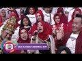 Cantik Nian !! YEL YEL dari Supporter CUT-ACEH Bikin Semangat - LIDA 2019