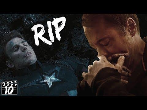 Top 10 Avengers: Endgame Theories