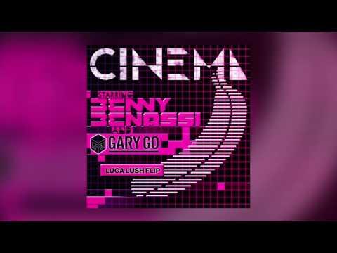 Benny Benassi - Cinema feat. Gary Go (Skrillex Remix) [LUCA LUSH Flip] [Cover Art]