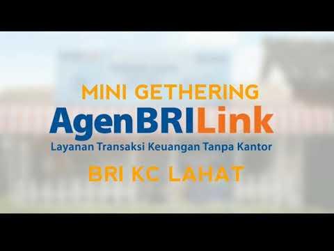 Gathering Agen BRILINK KC Lahat