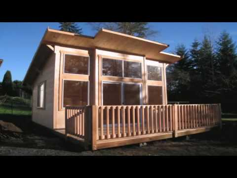 Shed Style Roof House Plans