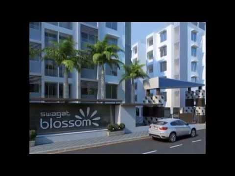 Studio Apartment Ahmedabad Tcs swagat blossom 2 bhk - youtube