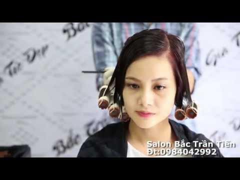 Bắc Trần Tiến: dạy cắt tóc kết hợp uốn nhuộm