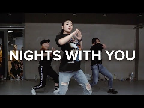 Nights With You - MØ / Yoojung Lee Choreography