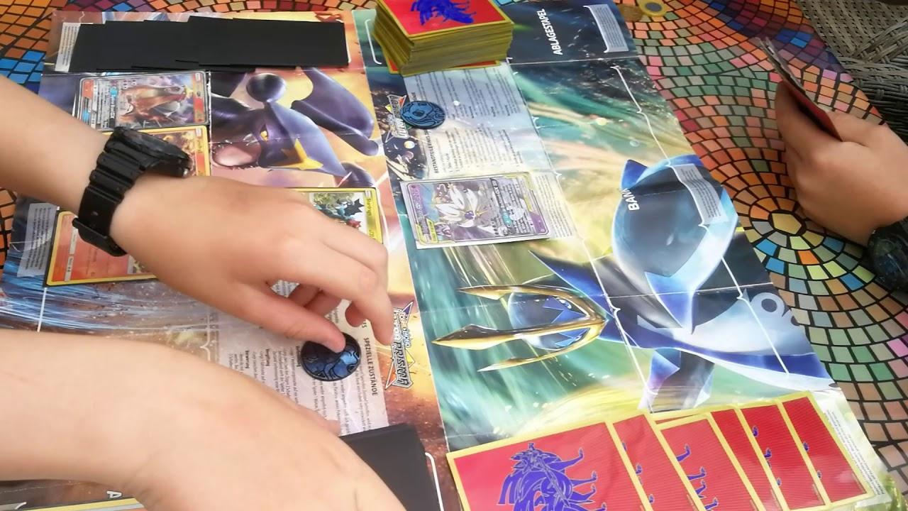 Pokemon Kartenspiel Anleitung