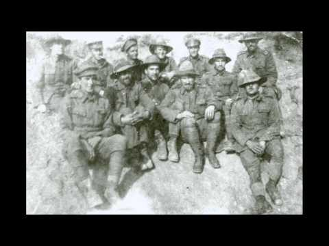 Diggers Of The ANZAC by John Williamson