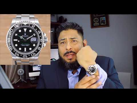 Thumbnail: Rolex GMT Master 2 Review