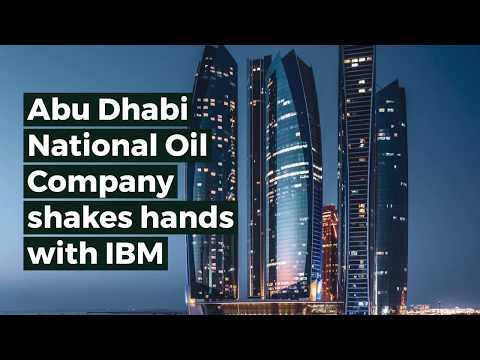 IBM Partners with ADNOC - Abu Dhabi National Oil Company