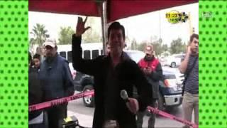 Reportaje de Mister Grin (Monclova)