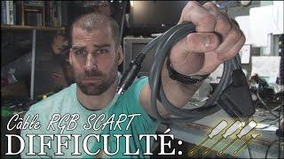Comment fabriquer un câble RGB SCART de qualité