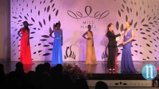 Miss Haiti 2014 La finale
