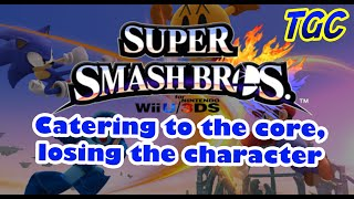 Super Smash Bros. 4 - Catering to the Core, Losing the Character | GEEK CRITIQUE