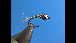 Fly Tying with Hans - Buzzer Quill Midge