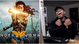 """Wonder Woman MOVIE REVIEW """"MULLET STYLE""""!!!"""