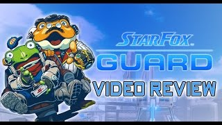 SXS - Star Fox Guard (WIIU) - Video Review