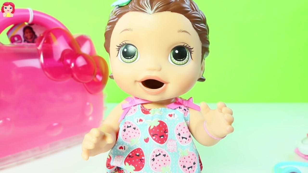 Alive Hello Videos Kitty Muñecas Y Para De Juguetes mundo Baby Niños gmf6yvIbY7