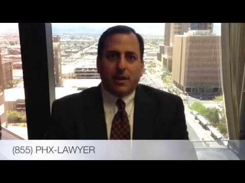 Drunk Driving Accident and Injury Lawyer In Arizona