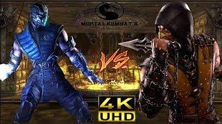 ANDROID GAMES    Top 10 Mortal Kombat Mini Games 2018