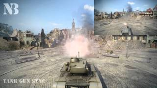 WoT: Tank Gun The Most Angry Sync