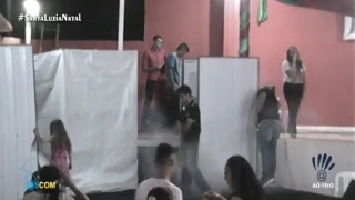 Festa encerramento Santa Luzia 2017