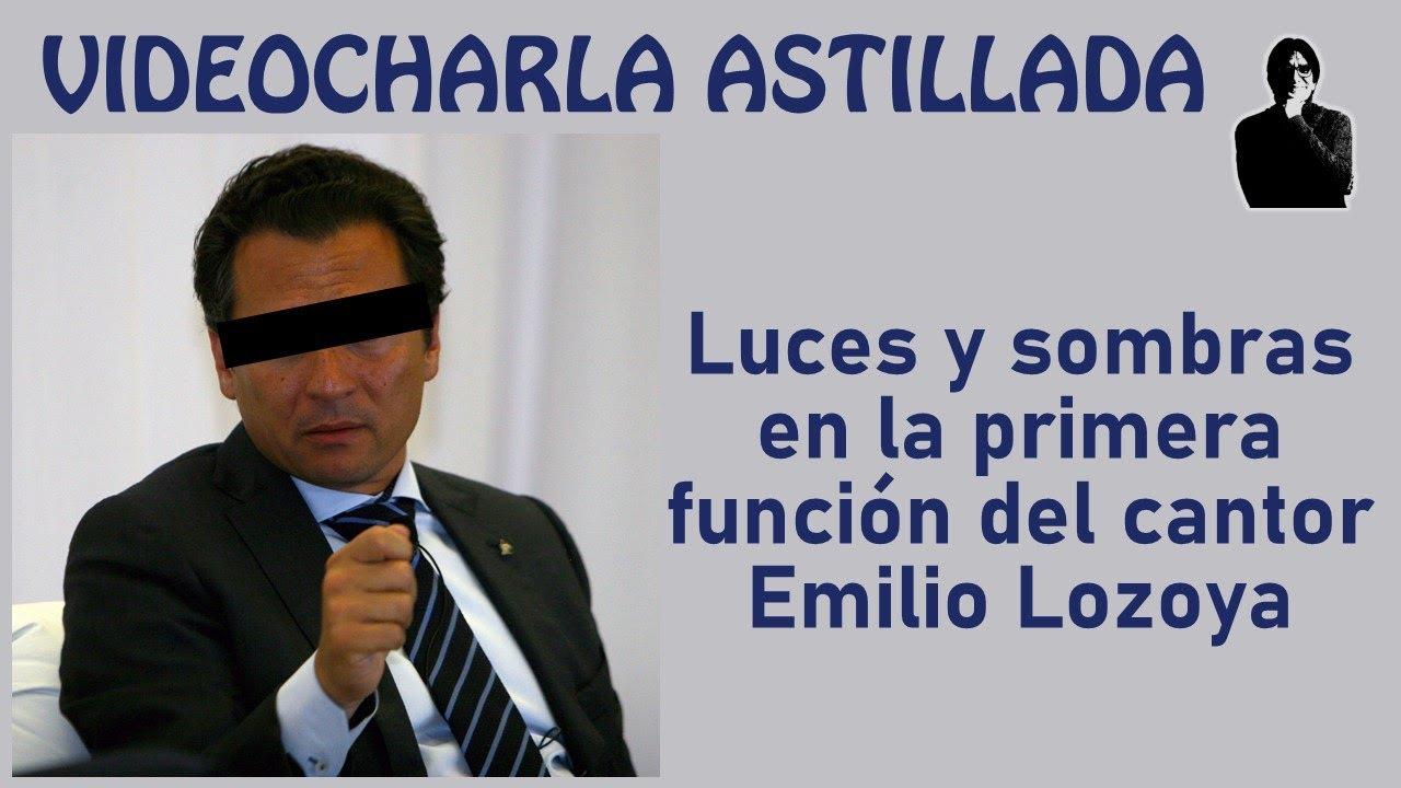 Luces y sombras en la primera función del cantor Emilio Lozoya