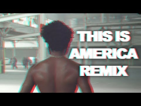 Childish Gambino - This Is America (Remix by Party In Backyard)