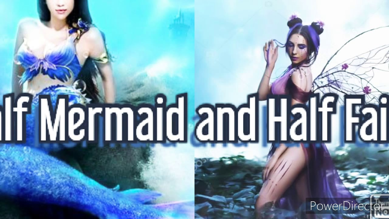Half Mermaid/Half Fairy Subliminal - YouTube